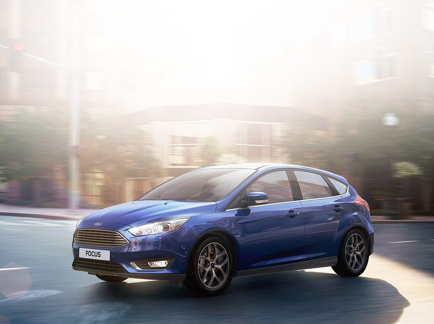 Ford Focus Hatch Performance