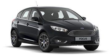 Ford Focus Hatch Titanium 2.0 Automático