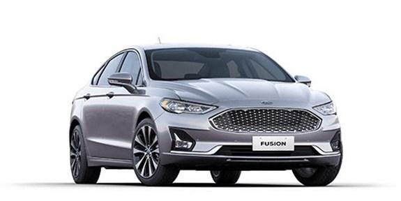 Ford Fusion Fusion Titanium 2.0 EcoBoost AWD