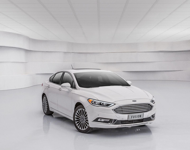 Ford Fusion Projete suas conquistas em um Fusion.