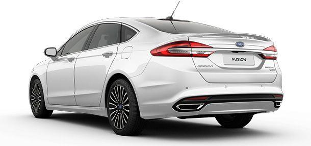 Ford Fusion Exterior e Interior