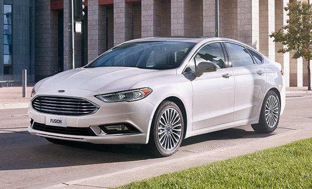 Ford Fusion Segurança