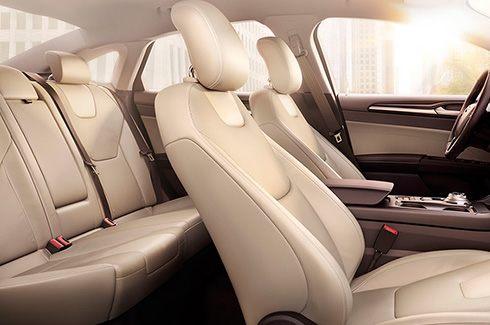 8 Airbags e Cintos de Segurança Laterais Traseiros que inflam em caso de colisão