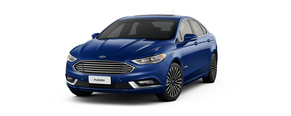 Carros Novos Ford Fusion Hybrid