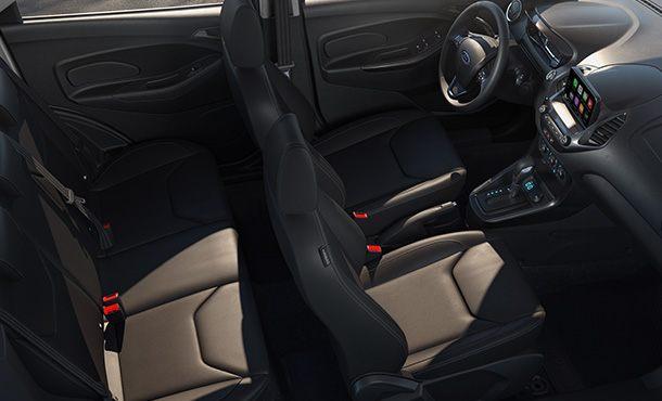 Ford Ka Exterior e Interior