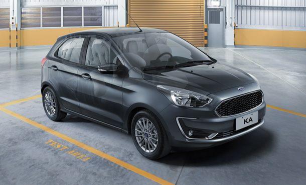 Carros Novos Ford Ka Segurança Ford Brenner Veículos