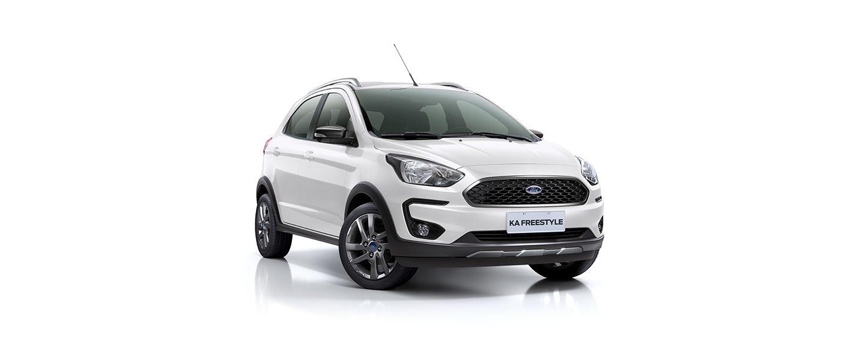 Carros Novos Ford Ka Freestyle