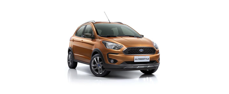 Carros Novos Ford Ka Freestyle Marron Trancoso Ford Brenner Veículos