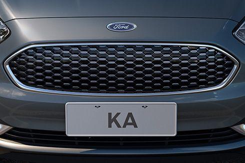 Carros Novos Ford Ka Nova Grade Frontal Ford Brenner Veículos