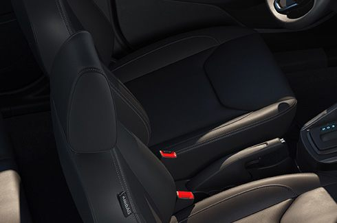 Carros Novos Ford Ka Amplo espaço interno Ford Brenner Veículos