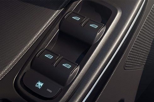 Carros Novos Ford Ka Vidros elétricos dianteiros e traseiros Ford Brenner Veículos