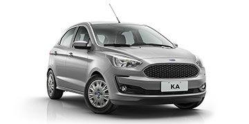 Carros Novos Ford Ka SE Plus 1.5 Automático Ford Brenner Veículos