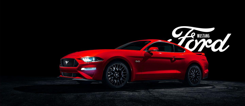 Carros Novos Ford Mustang Ford Brenner Veículos