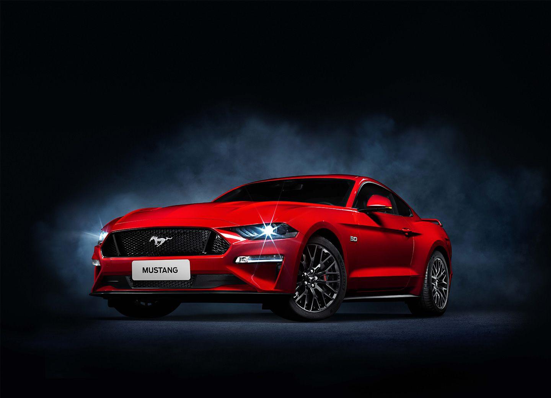 Ford Mustang Não é só sobre dirigir, é sobre sentir.