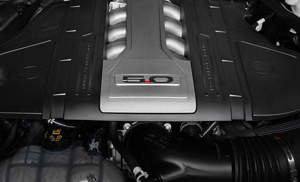 Ford Mustang Sua dose diária de adrenalina.