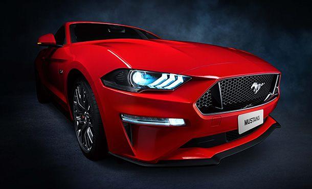 Carros Novos Ford Mustang Segurança. Ford Brenner Veículos