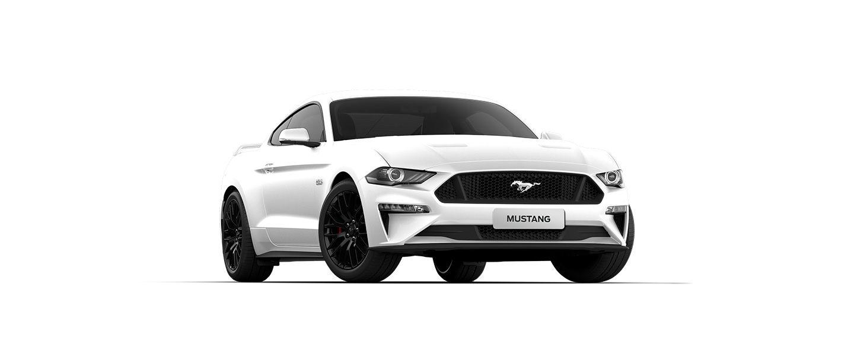 Carros Novos Ford Mustang Branco Ártico Ford Brenner Veículos