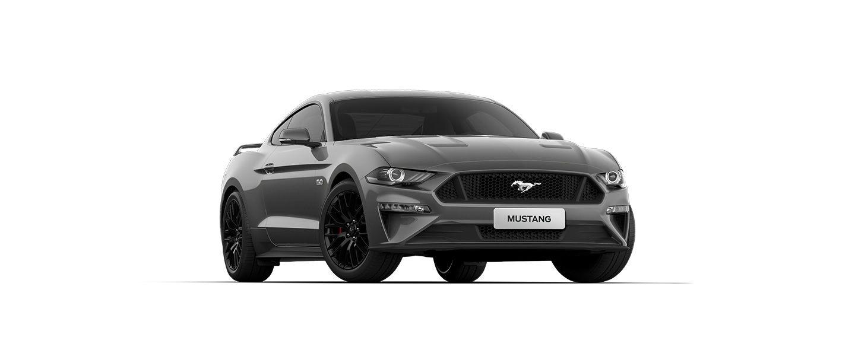 Carros Novos Ford Mustang Cinza Moscou Ford Brenner Veículos