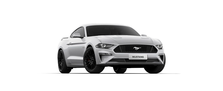 Carros Novos Ford Mustang Prata Dublin Ford Brenner Veículos