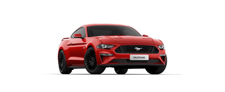 Carros Novos Ford Mustang Vermelho Arizona Ford Brenner Veículos