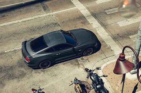 Carros Novos Ford Mustang Um ícone por todos os ângulos Ford Brenner Veículos