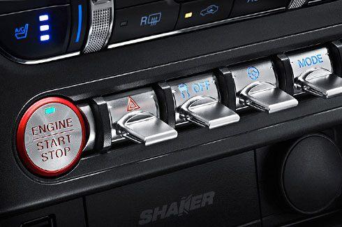 Carros Novos Ford Mustang Modos de Condução Ford Brenner Veículos