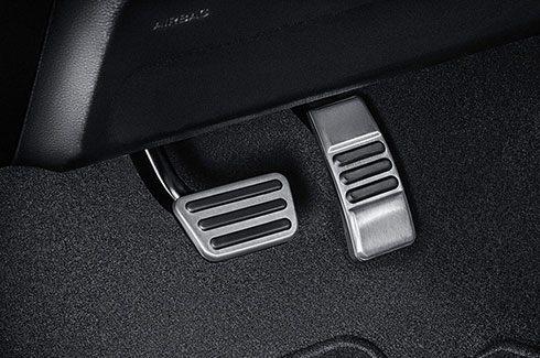 Carros Novos Ford Mustang Pedais Esportivos de Alumínio Ford Brenner Veículos
