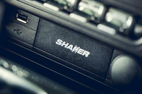 Carros Novos Ford Mustang Shaker™ Pro Audio Ford Brenner Veículos