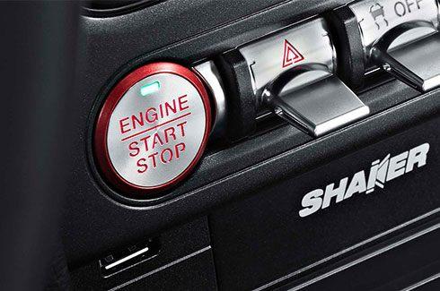 Carros Novos Ford Mustang Sistema de Partida sem Chave - Ford Power Ford Brenner Veículos
