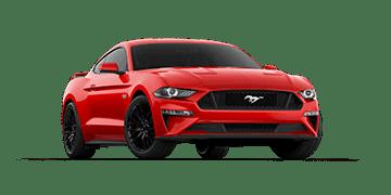 Zero Km Ford Mustang