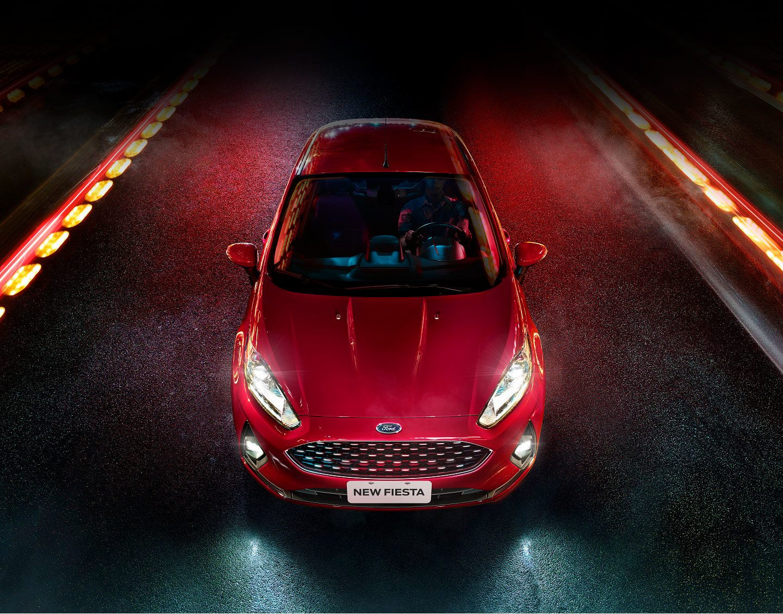 Ford New Fiesta Um destaque dentro do seu segmento