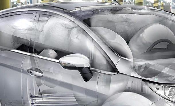 Ford New Fiesta Segurança