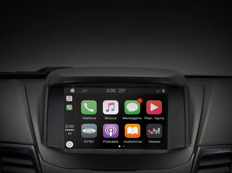 Ford New Fiesta Tecnologia