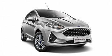 Ford New Fiesta SEL 1.6