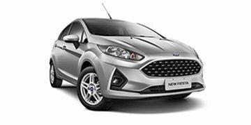 Ford New Fiesta SEL 1.6 Automático