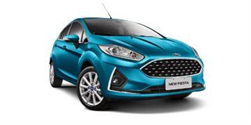 Ford New Fiesta Titanium 1.6 Automático