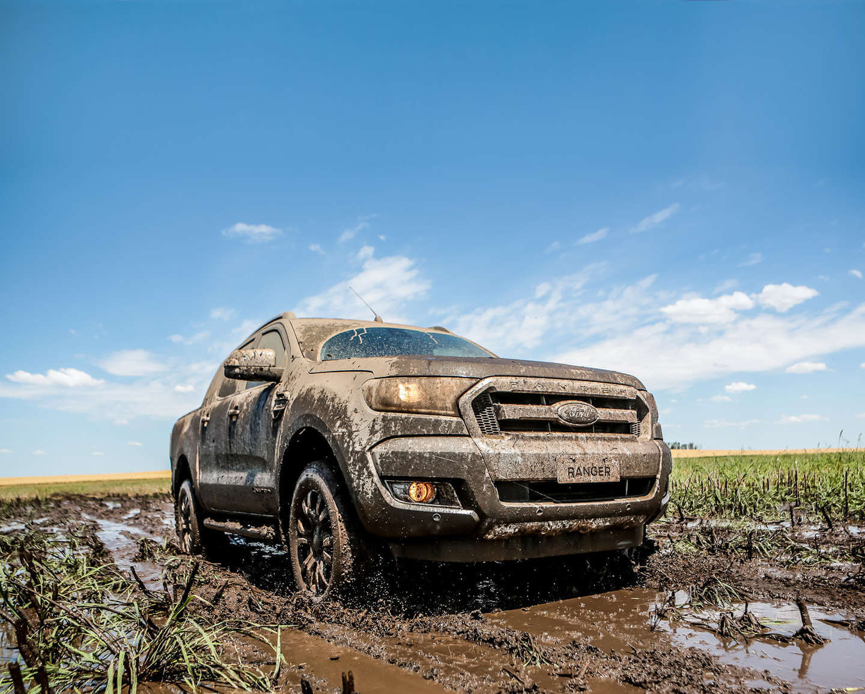 Ford Ranger Perfeita para qualquer ambiente