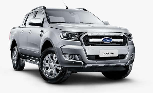 Ford Ranger Exterior e Interior