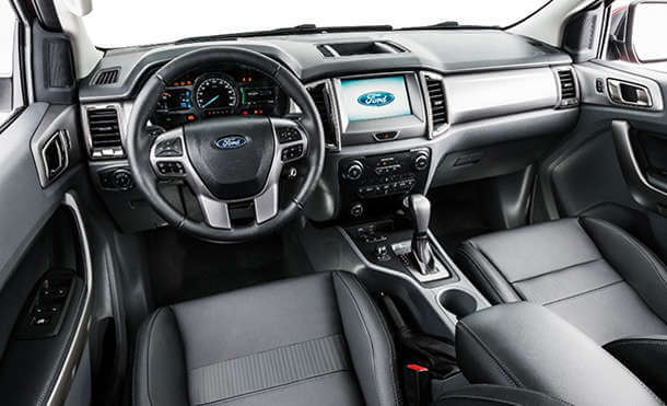 Ford Ranger Tecnologia