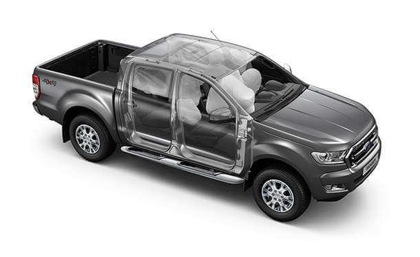 Ford Ranger Segurança