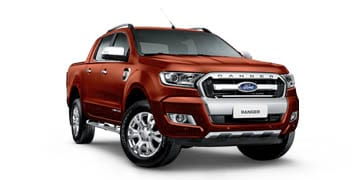 Ford Ranger LIMITED 2.5 Flex Manual