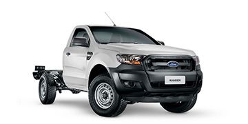 Ford Ranger XL Chassi 2.2 Diesel 4x4 Manual
