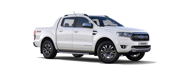 Carros Novos Nova Ford Ranger Branco Ártico Ford Brenner Veículos