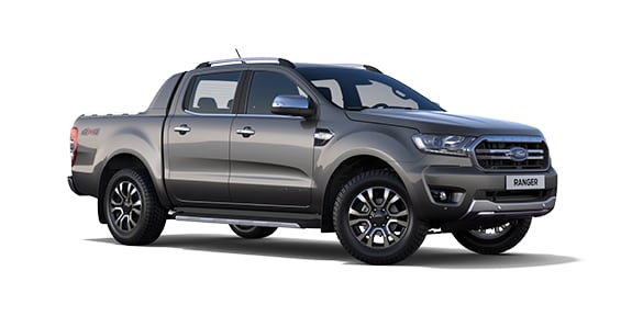 Nova Ford Ranger LIMITED 3.2 Diesel 4x4 AT