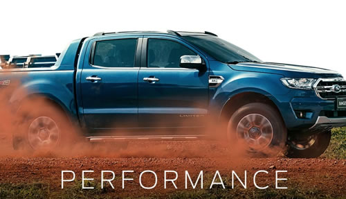 Nova Ford Ranger Performance