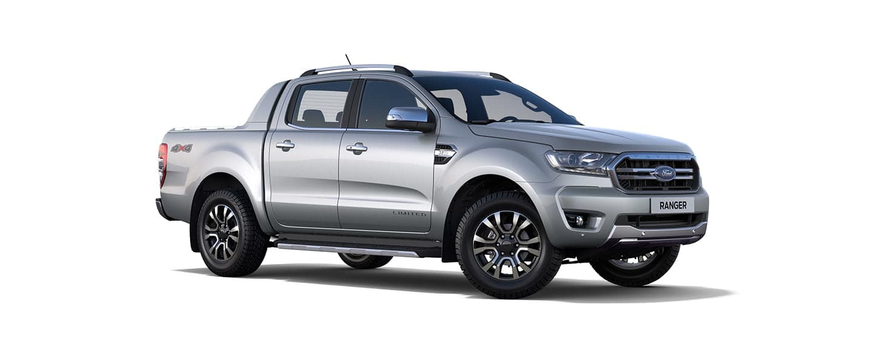 Carros Novos Nova Ford Ranger Prata Geada Ford Brenner Veículos