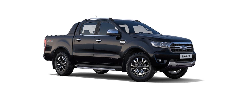Carros Novos Nova Ford Ranger Preto Gales Ford Brenner Veículos