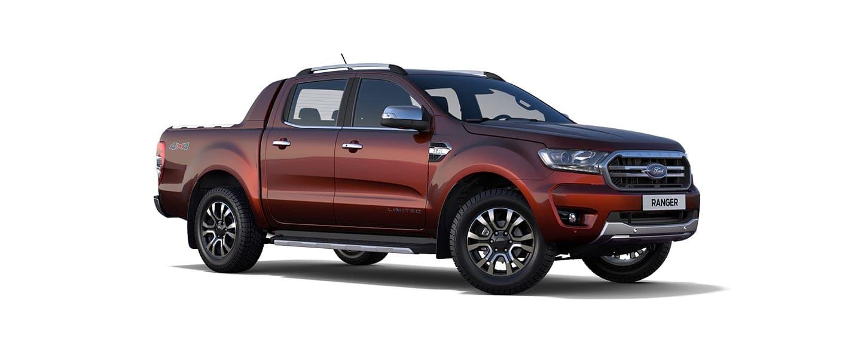 Carros Novos Nova Ford Ranger Vermelho Toscana Ford Brenner Veículos