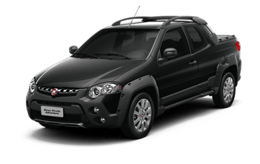 STRADA ADVENTURE CD 1.8 16V FLEX 3P 2016