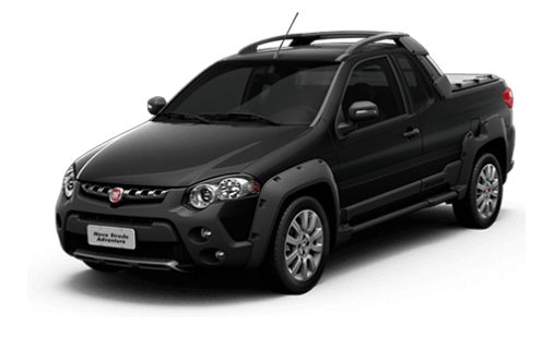STRADA ADVENTURE CE 1.8 16V FLEX 2P 2016